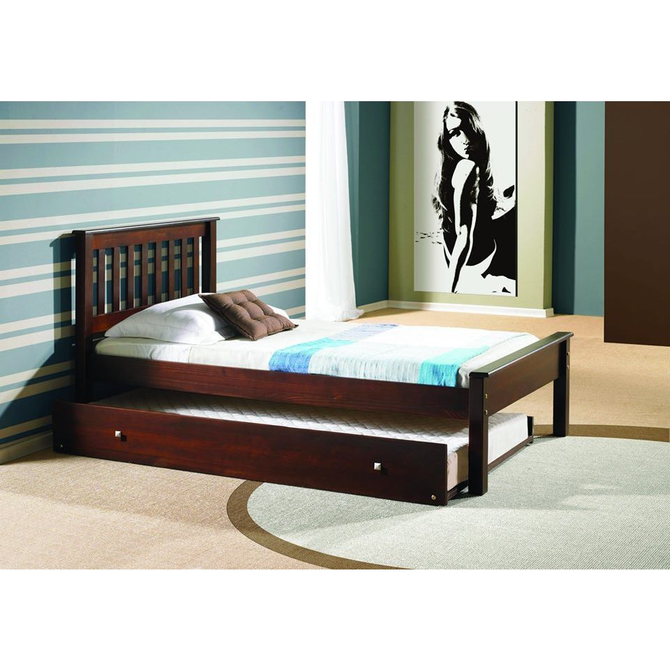 dCOR design Donco Kids Donco Kids Contempo Twin Bed with ...