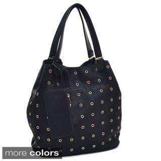 Dasein Tall Punchout Shoulder Bag