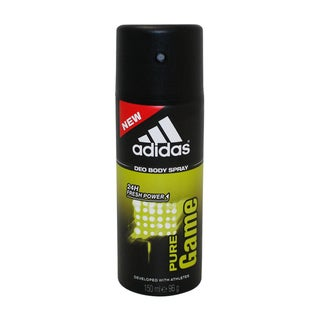 Adidas Adidas Pure Game Men's Deodorant Body Spray 150 Ml