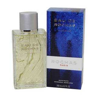 Rochas Eau de Rochas Men's 6.7-ounce Eau de Toilette Spray