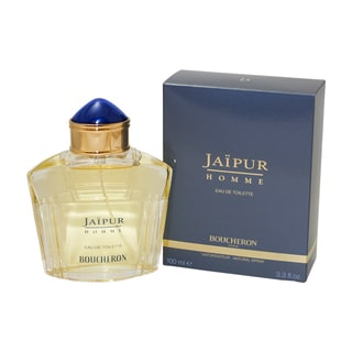 Boucheron Jaipur Homme Men's 3.3-ounce Eau de Toilette Spray
