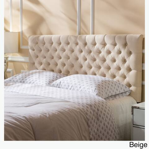 Buy Beige Tufted Headboards Online At Overstock Our Best
