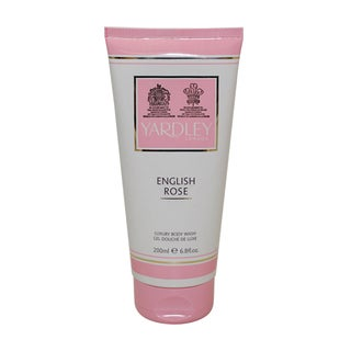 Yardley English Rose Women's 6.8-ounce Luxury Body Wash
