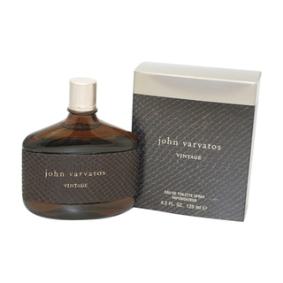 John Varvatos Vintage Men's 4.2-ounce Eau de Toilette Spray