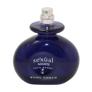 Michel Germain Sexual Nights Men's 4.2-ounce Eau de Toilette Spray (Tester)