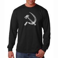 Men's USSR Long Sleeve T-Shirt