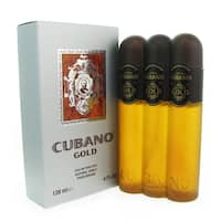 Cubano Gold Men's 4-ounce Eau de Toilette Spray
