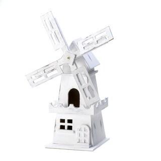 Dutch Windmill Birdhouse