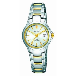 Pulsar Women's Two-Tone Dress Watch