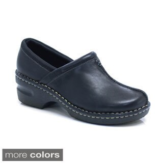 Eastland Women's 'Kelsey' Leather Clogs