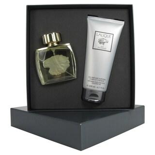 Lalique Men's 2-piece Gift Set
