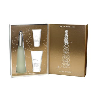 Issey Miyake L'Eau d'Issey Women's 3-piece Gift Set