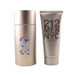 Carolina Herrera 212 Men's 2-piece Gift Set