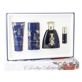 Christian Audigier Men's 4-piece Gift Set