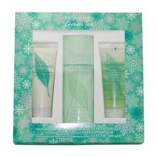 Elizabeth Arden Green Tea Scent Women's 3-piece Gift Set
