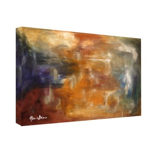 Ready2HangArt 'Smash XVII' Oversized Canvas Wall Art