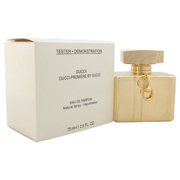 db2fb1fab Shop Gucci Premiere Women's 2.5-ounce Eau de Parfum Spray (Tester) - Free  Shipping Today - Overstock - 8614894