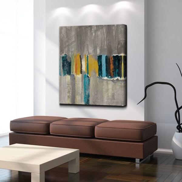 Ready2hangart Smash Vii Oversized Canvas Wall Art Free