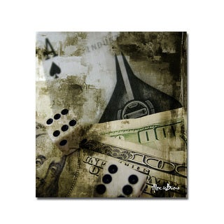 Ready2HangArt 'Poker III' Canvas Wall Art