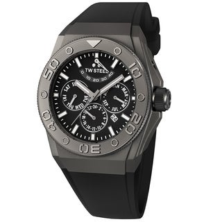 TW Steel Men's CEO Diver Multifunction Automatic Watch