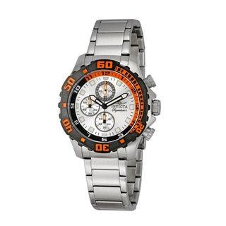 Invicta Men's 7334 Signature II Chronograph Watch