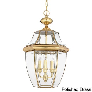 Quoizel Newbury Outdoor Light Fixture (Option: Gold)
