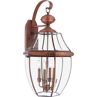 Quoizel Newbury Outdoor Fixture (2 options available)