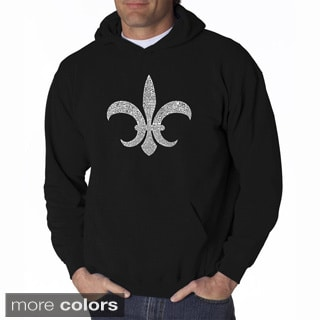 Men's 'Louisiana' Hooded Sweatshirt