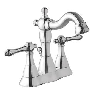 Fontaine 'Bellver' Chrome Center Set Bathroom Faucet