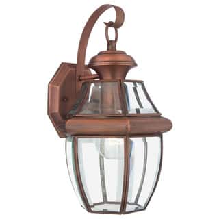 Quoizel Outdoor Lighting Quoizel outdoor lighting for less overstock quoizel newbury 1 light 150 watt outdoor fixture more options available workwithnaturefo
