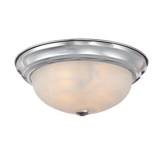 Quoizel Manor 1-light Flush Mount