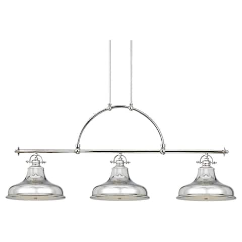 Quoize 'Emery' 3-light Chandelier