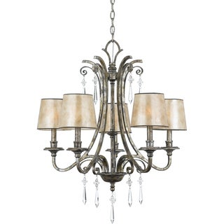 Quoize 'Kendra' 5-light Chandelier
