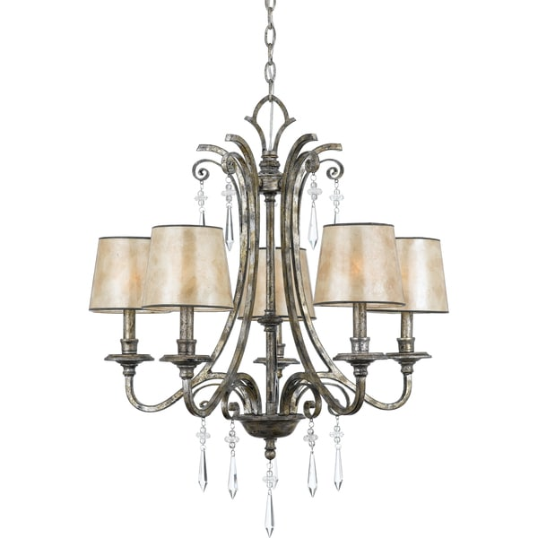 Quoizel 'Kendra' 5-light Chandelier