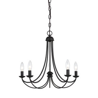 Quoize 'Mirren' 5-light Chandelier