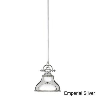 Quoizel 'Emery' 1-light Mini-pendant (3 options available)