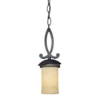 Quoizel 'La Parra' 1-light Mini-pendant