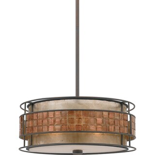 Oliver & James Maini 3-light Pendant