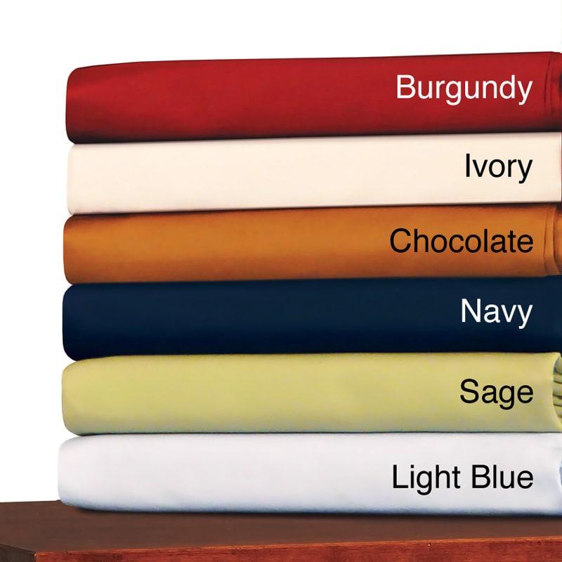Convert-A-Fit 300 Thread Count Sheet Set (Queen - Ivory),...