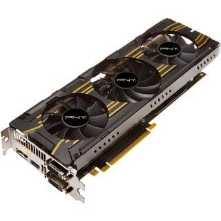 PNY GeForce GTX 780 Graphic Card - 1.01 GHz Core - 3 GB GDDR5 - PCI E