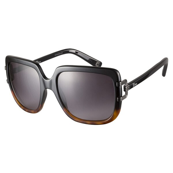 Dior Graphix 3 W4A HD Black Tortoise 56 Sunglasses