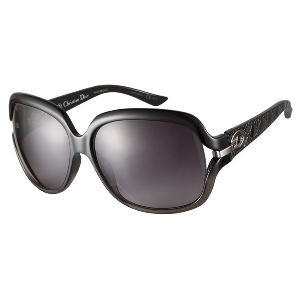 c1cc390d9750 Shop Dior My Lady Dior 7 VWC HD Black Fade 62 Sunglasses - Free ...