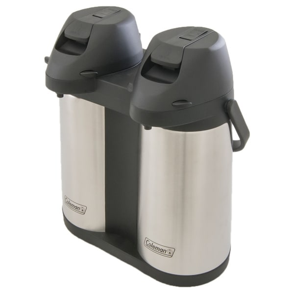 Coleman 3.8-liter Double Airpot Thermal - Free Shipping On Orders Over