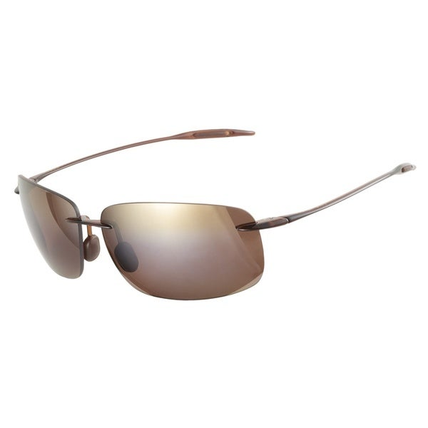 Maui Jim Breakwall H422 26 Rootbeer 63 Sunglasses