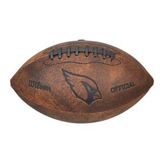 Arizona Cardinals 9-inch Leather Football