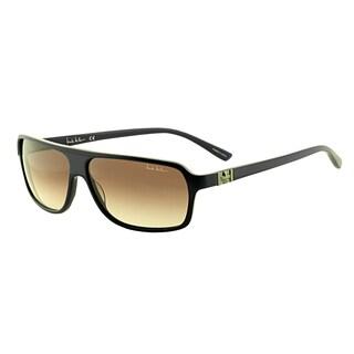 Nicole Miller Women's 'Vandam C03' Navy Plastic Sunglasses