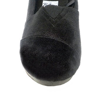 Blue Women's 'Timson II' Suedette Casual Shoes