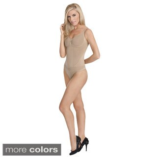 Julie France by Euroskins Body Shapers Comfortable Regular Firm Control Thong Body Shaper