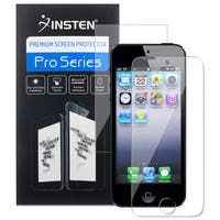 INSTEN Front/ Back Screen Protector for Apple iPhone 5/ 5C/ 5S/ SE (Pack of 6)