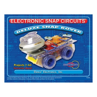 Snap Circuits Deluxe Snap Rover